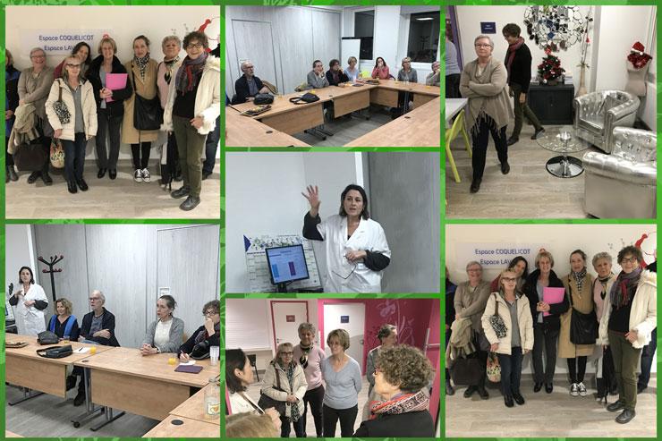 Formation : Consultations du service d'activités transversales et de soins de support à Baclesse 4