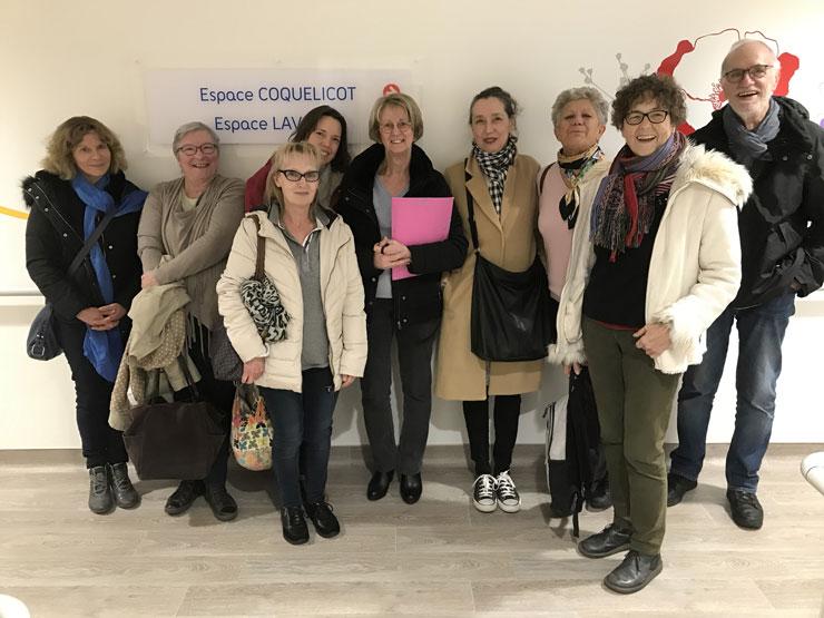 Formation : Consultations du service d'activités transversales et de soins de support à Baclesse