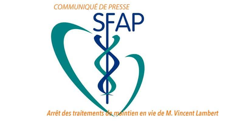 Situation Vincent Lambert : la SFAP communique…