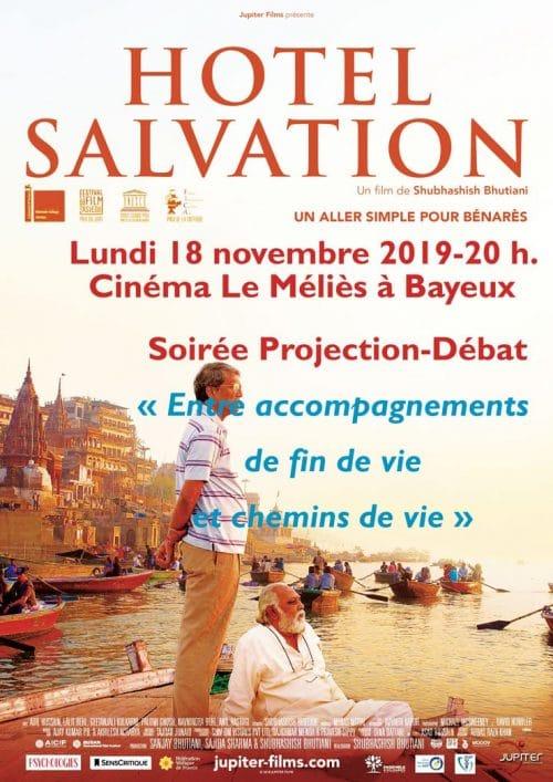 18.11.2019 – Cinéma Le Méliès à Bayeux – Débat Soins palliatifs