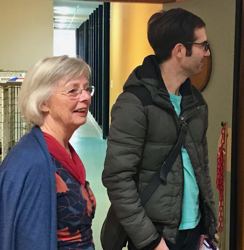 Plus de 20 ans de bénévolat en Soins Palliatifs : Élisabeth et Joan, bravo et merci ! 1