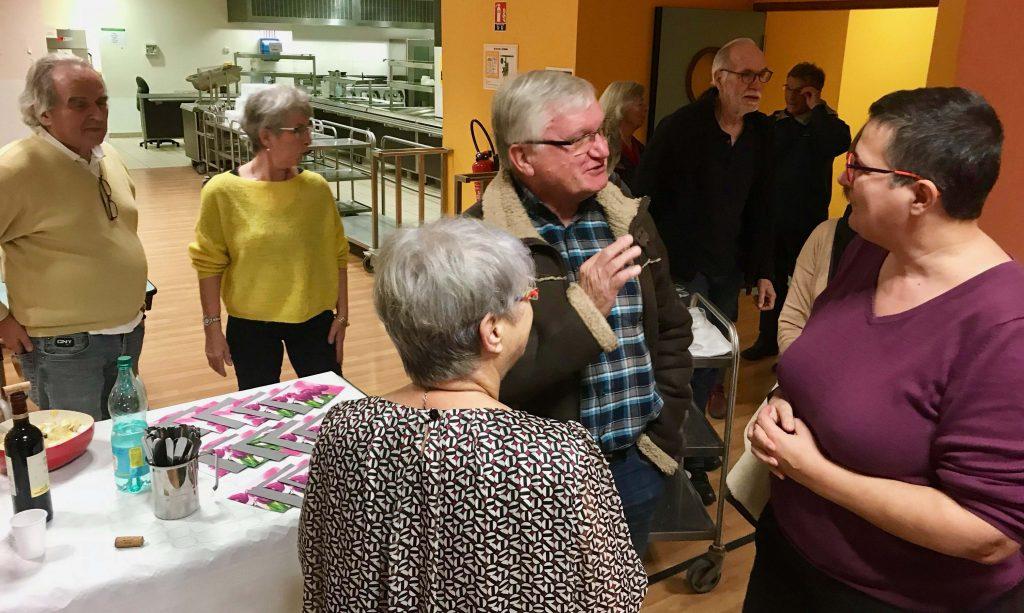Plus de 20 ans de bénévolat en Soins Palliatifs : Élisabeth et Joan, bravo et merci ! 3