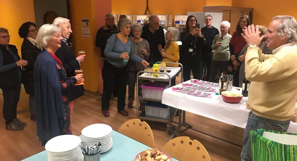Plus de 20 ans de bénévolat en Soins Palliatifs : Élisabeth et Joan, bravo et merci ! 6