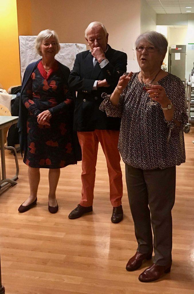 Plus de 20 ans de bénévolat en Soins Palliatifs : Élisabeth et Joan, bravo et merci ! 7