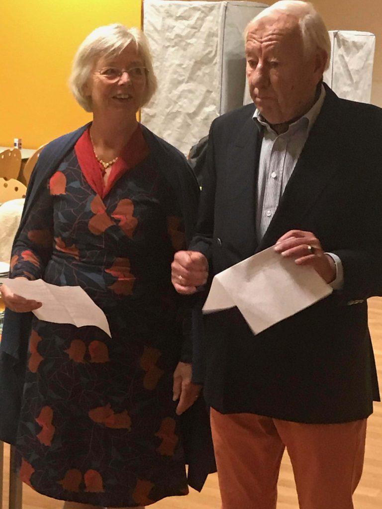 Plus de 20 ans de bénévolat en Soins Palliatifs : Élisabeth et Joan, bravo et merci ! 8