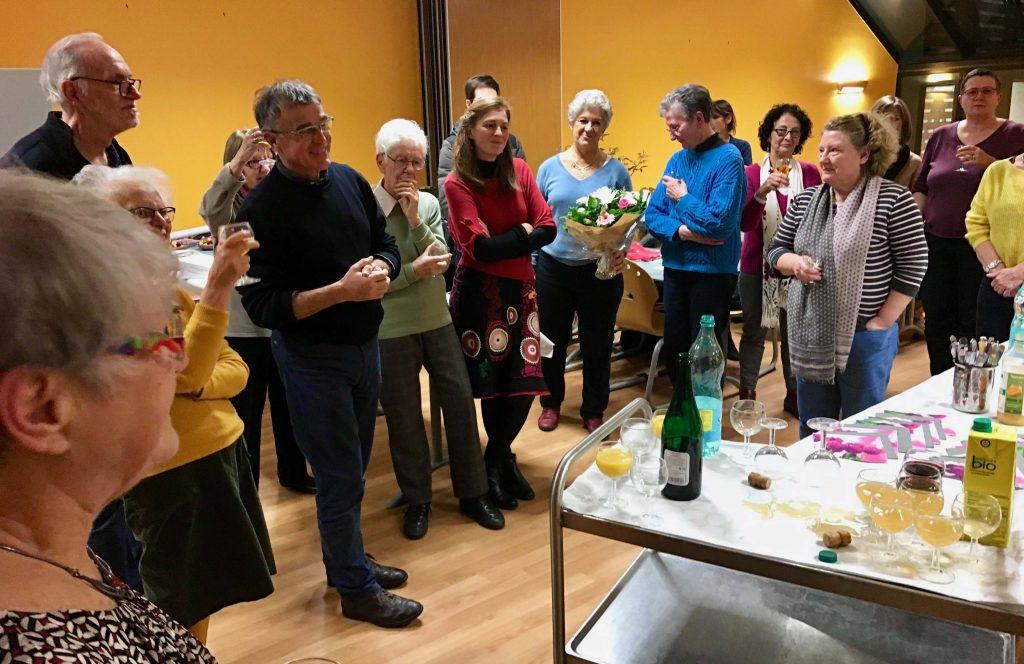 Plus de 20 ans de bénévolat en Soins Palliatifs : Élisabeth et Joan, bravo et merci ! 10