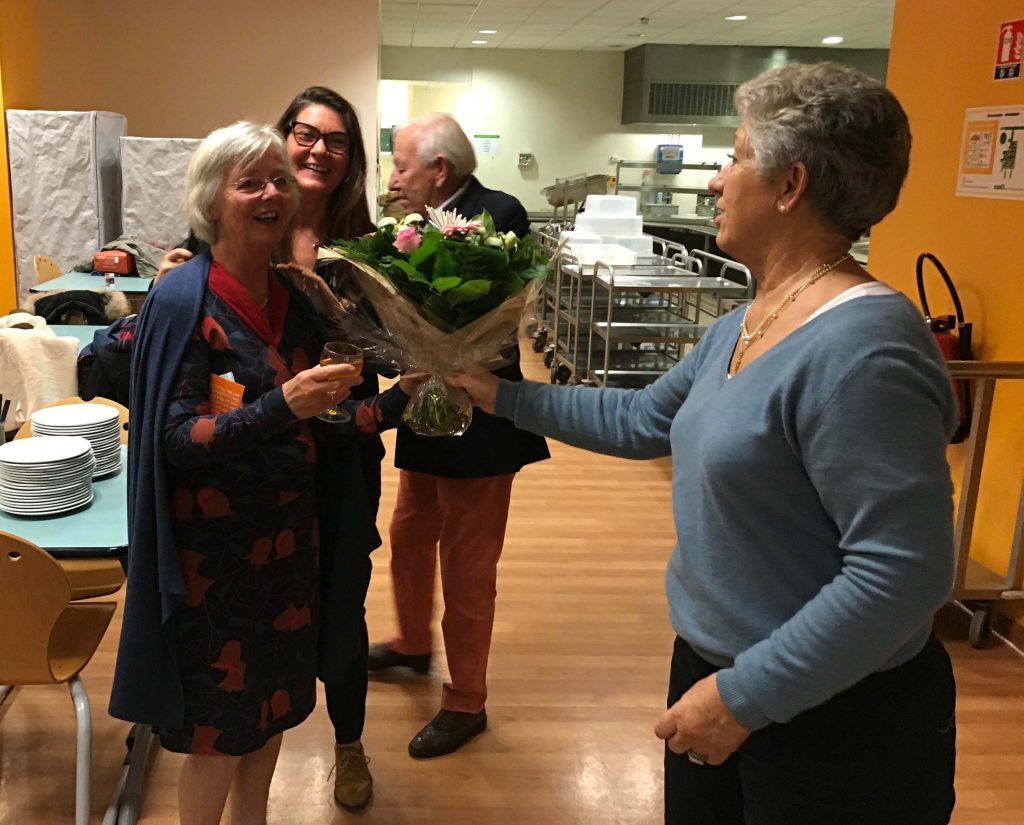 Plus de 20 ans de bénévolat en Soins Palliatifs : Élisabeth et Joan, bravo et merci ! 11