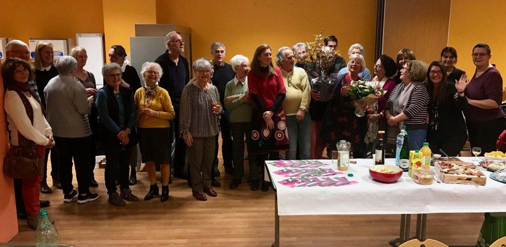 Plus de 20 ans de bénévolat en Soins Palliatifs : Élisabeth et Joan, bravo et merci ! 12